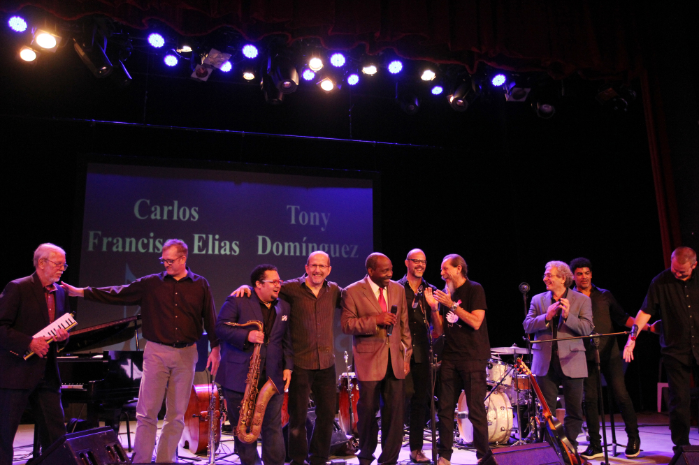 The Dominican Jazz Project